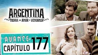 """Avance emitido el miércoles 20 de noviembre de 2019 en eltrece, correspondiente al capítulo 177 de """"Argentina, tierra de amor y venganza""""."""