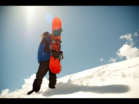 HIGH SIERRA SNOWBOARDING – SYMMETRY 18