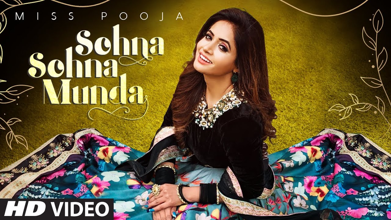 Sohna Sohna Munda Lyrics - Miss Pooja Full Song Lyrics | Vibhas | Sonu Saggu - Lyricworld