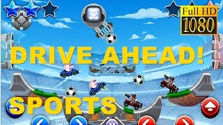 Drive Ahead! Sports Game Review 1080P Official Dodreams Sports 2016