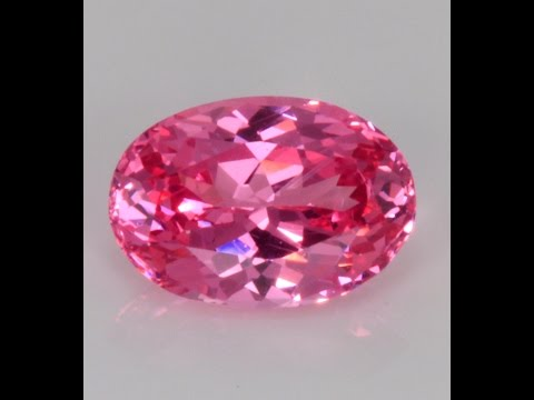 Mahenge Pink Spinel 2.51 Carats