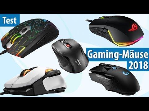 Die besten Gaming-Mäuse im Test (2018) | Vergleich | #Gaming-PC