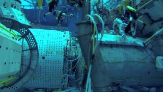 VideoRay Pro 4 ROV Training at the NASA Neutral Buoyancy Laboratory, Houston, TX