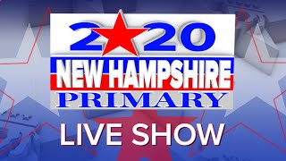 LIVE: Hill TV's 2020 New Hampshire Primary Results Show