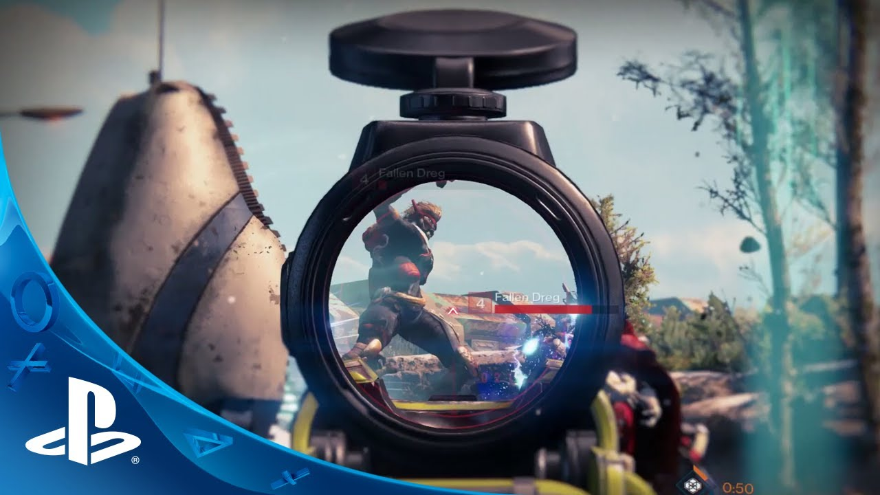 Destiny: First PS4 Hands-on Details