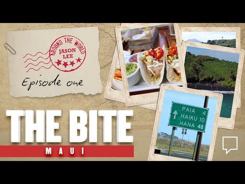 The Road to Hana, Whale Watching & Polynesian Luau in Maui on THE BITE