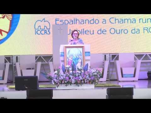 XVI Congresso Arquidiocesano   5ª Pregação: Sede Misericordioso como vosso Pai é Misericordioso + Adoração - Maria Beatriz Spier Vagas