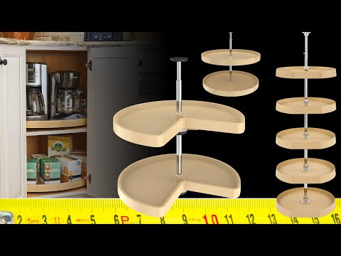 How to Choose and Measure for a Lazy Susan