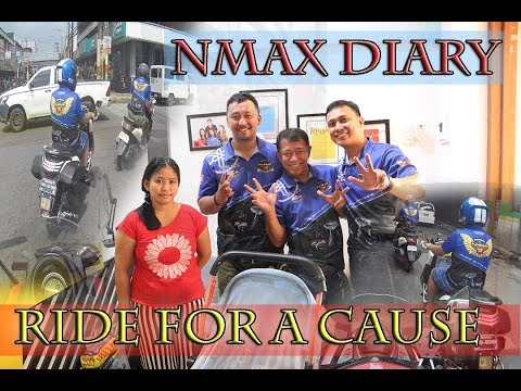 NMAX DIARY Episode 4 - RIDE for a CAUSE