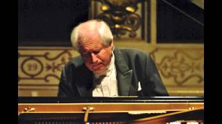 Grigory Sokolov plays Griboyedov waltz - live 2015