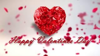download valentine video for whatsapp 2020 | Valentine love greeting status | happy valentine's day
