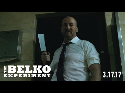The Belko Experiment (Clip 'Discuss Our Options')