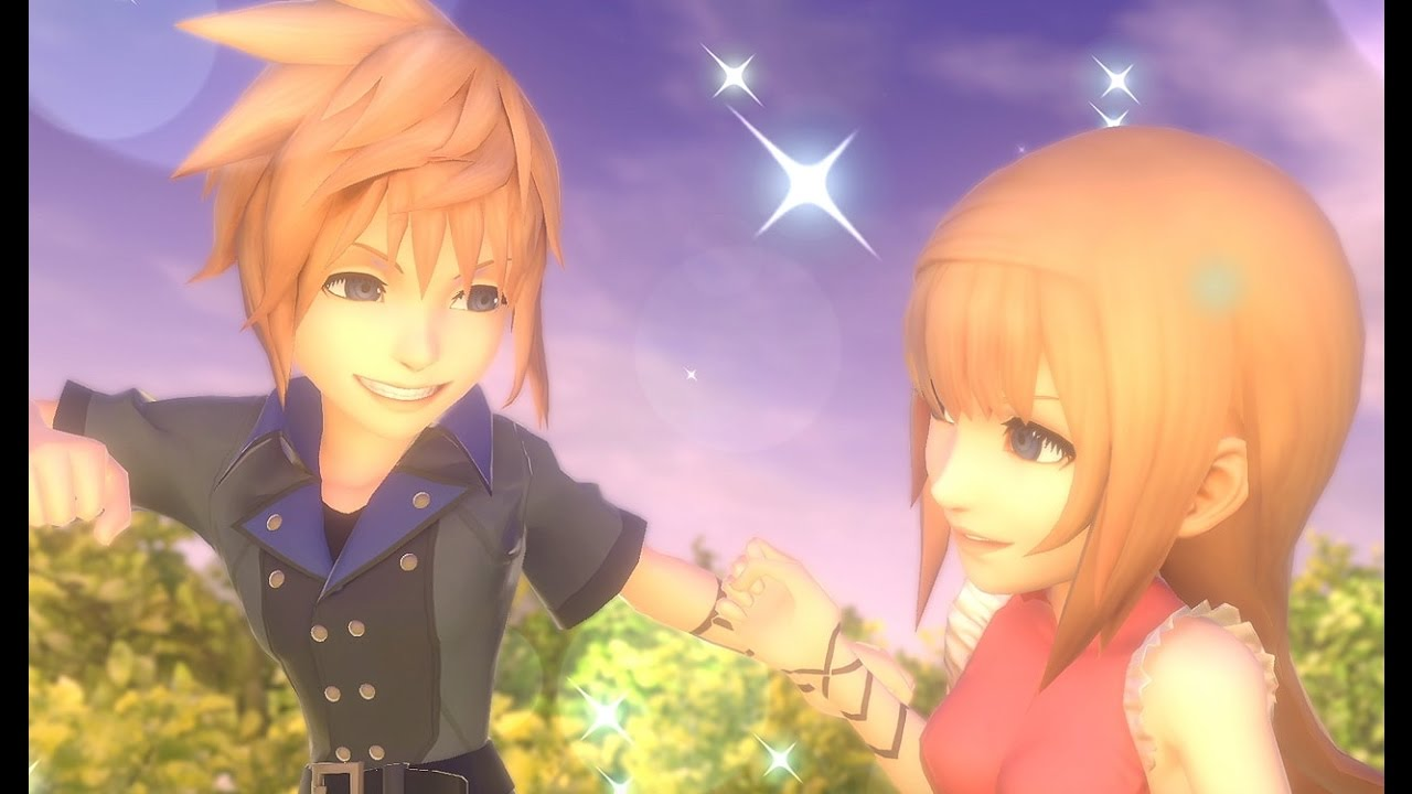 WORLD OF FINAL FANTASY™ DAY ONE EDITION [PS4] video