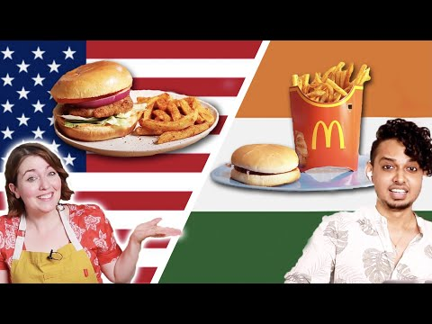 Can I Make An Aloo Tikki Burger Faster Than McDonalds Delivery In India?