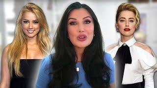 Amber Heard: Cosmetic Surgery and Facial analysis (2020)