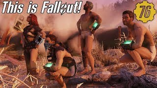 Fallout 76 FUNNY MOMENTS & Highlights Montage! (BETA) #Fallout76