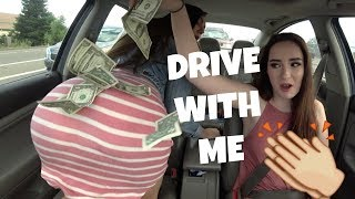 DRIVE WITH ME: TWERK  FREESTYLE RAP EDITION