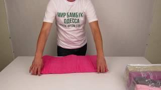 Махровое полотенце Purry, 50 х 90 см., 6 шт / уп. 880028 от компании МИР БАМБУКА ОПТ. Полотенце, халат, простынь оптом, Одесса, 7 км. - видео
