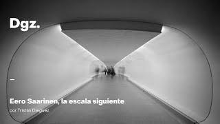 Eero Saarinen, La Escala Siguiente