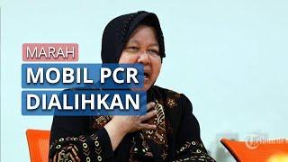 Wali Kota Surabaya Marah-Marah saat Tahu Bantuan Mobil PCR Dialihkan ke Daerah Lain
