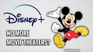 DISNEY FOCUSES ON STREAMING | MOVIE THEATERS AND PHYSICAL MEDIA ARE IN TROUBLE!!!