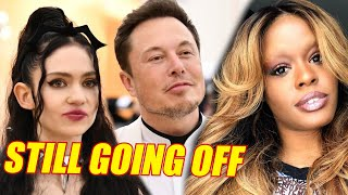 The Elon Musk Drama with Azealia Banks and Grimes | Everything Explained
