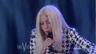 Lady Gaga - You and I - 2011.08.01 -The View  You and I - Live High Quality Mp3