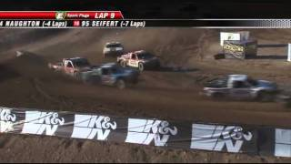 Lucas Oil Off Road Racing  2010  Round 12  Pro 4 Unlimited & Pro 2 Unlimited