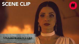 Shadowhunters | Season 3, Episode 10: Lilith & Jonathan Meet In Edom | Freeform
