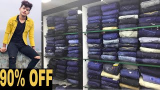 90% OFF BRANDED DENIM JEANS & SHIRTS IN MUMBAI