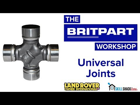 Propshaft Universal Joints