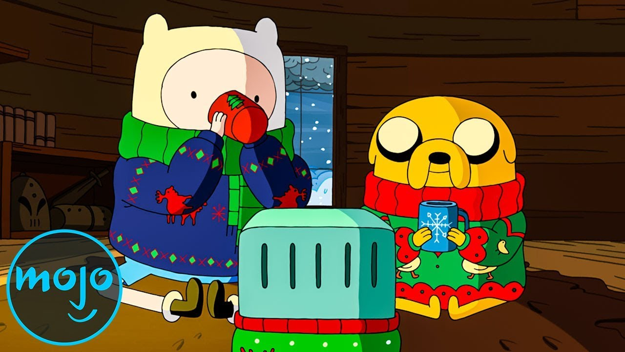 Best Christmas Specials.Watchmojo Top 10 Best Cartoon Network Christmas Specials