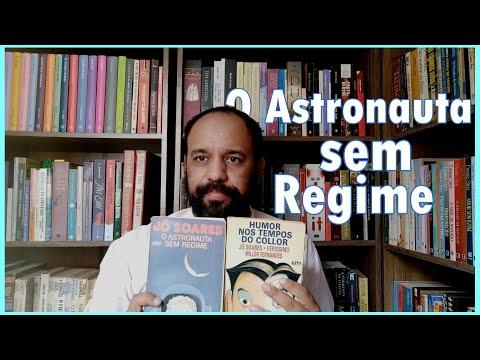 86. O astronauta sem regime + Humor nos tempos do Collor (Jô, Verissimo e Millor) | Vandeir Freire