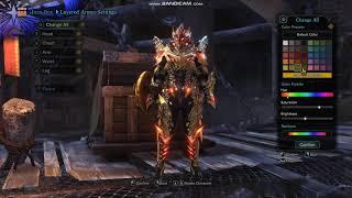 Valfalk Male Armor 2 dot 0