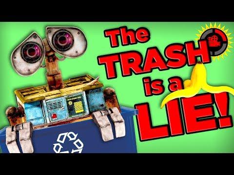 Film Theory: Wall-E's SECRET Villain (Disney Pixar's Wall-E)