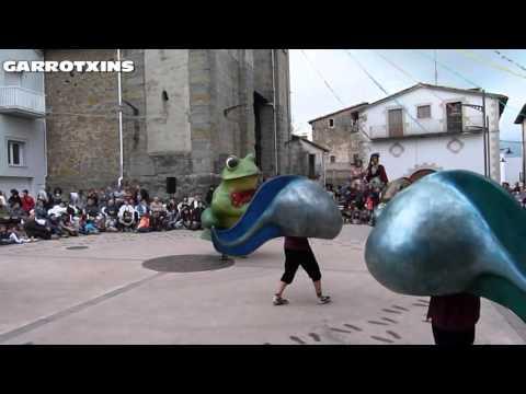 Les Preses Gala 2015 Ball dels Gegants la Granota i els Calabotins 12-10-2015