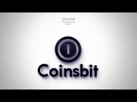 Airdrop COINSBIT Раздача токенов CNG криптобиржи CoinsBit Регистрация