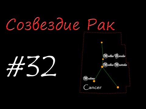 Созвездие Рак