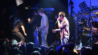 As Blood Runs Black - Live at PlanB, Moscow 01.04.2012