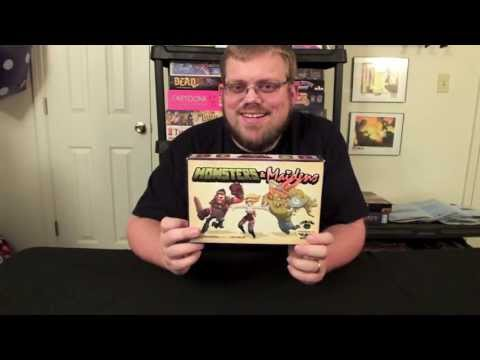 Monsters and Maidens Review - Initiative : Tabletop