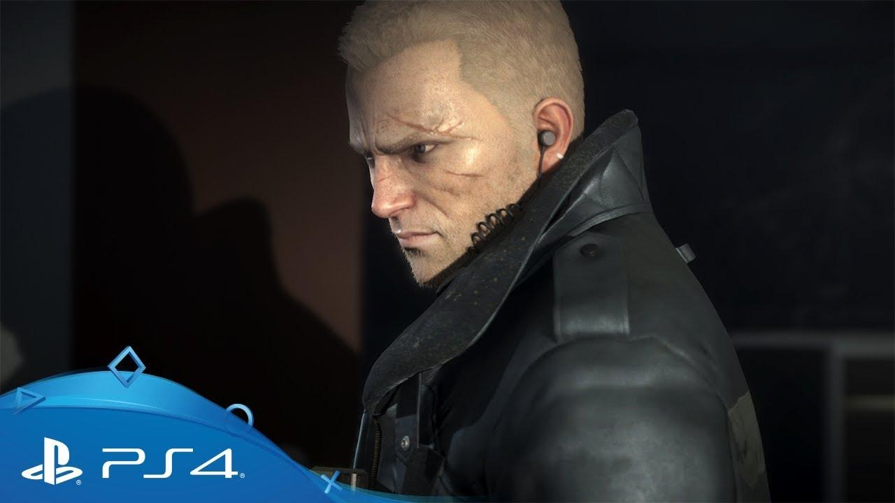 Left Alive, la nuova avventura survival di Square Enix, ottiene una data d'uscita su PS4