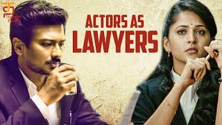 Kollywood Actors as Lawyers in Films   Udhayanithi Stalin   Thamizh Padam