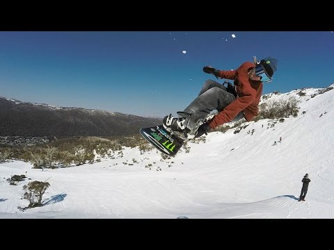 GoPro Snow: Athlete Highlights from Australia