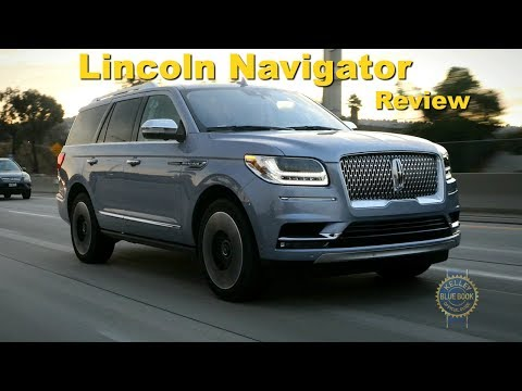 External Review Video jlS4W4gC55w for Lincoln Navigator & Navigator L (4th gen)