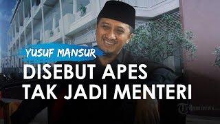 Disebut Apes oleh Ustaz Al Habsyi karena Tak Jadi Menteri Jokowi, Yusuf Mansur Beri Tanggapan