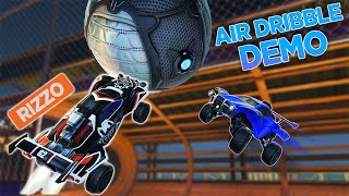 GETTING THE AIR DRIBBLE DEMO PLAY