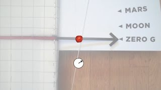 How Gravity Makes Things Fall