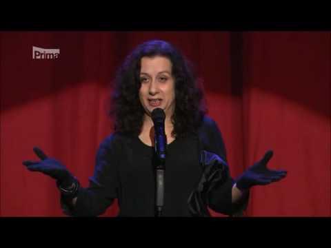 Comedy club - Ester Kočičková Módní okénko