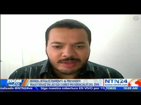 Debate Zoom: ¿Manuel Rosales será detenido a su regreso a Venezuela?