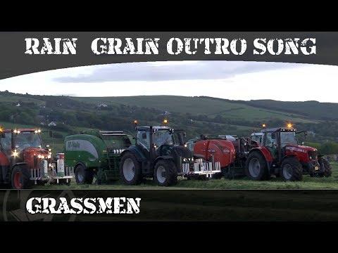 GRASSMEN - Rain & Grain Outro Song